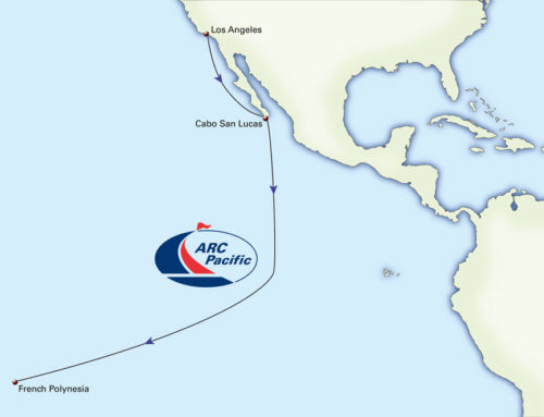 World Cruising Club – West Coast Rally to the French Pacific Islands