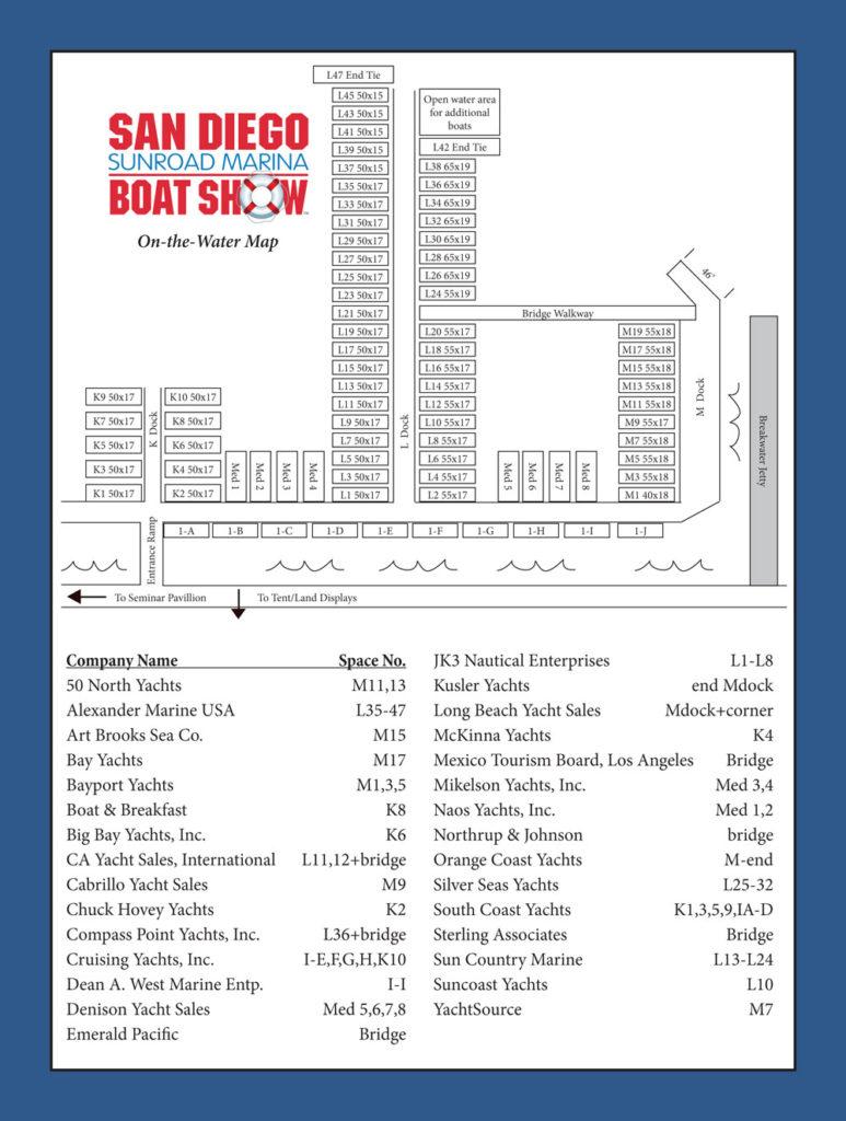 San Diego Sunroad Boat Show