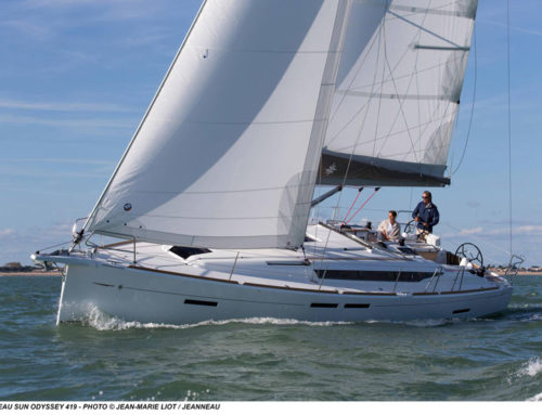 Cruising Yachts invites you aboard our lineup of new Jeanneau & Elan sailboats and yachts.