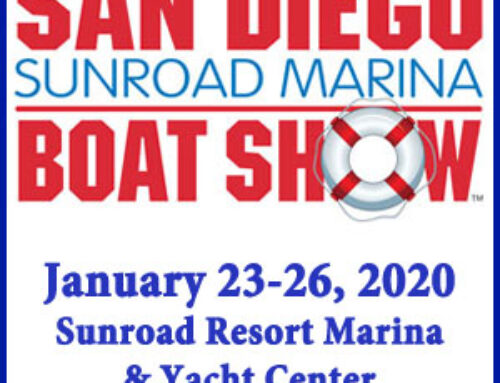 Check out the list of boats in this year's show!